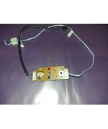 Samsung LN-T4042H Key Control Board IR Sensor Module Jasmine/Tulip PV - $9.89