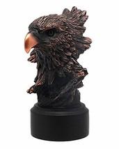 L7 Trading Bald Eagle Bust Statue Figurine - $74.27