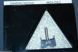 4604-DEC TURNTABLE STYLUS FOR PICKERING PDE DATE-2 DACE-2 DAM-2 604-DEC image 1