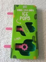 Cactus Ice Pop Plastic Mold (As seen on Tik Tok) NEW - $8.94