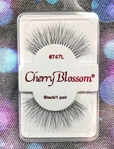 CHERRY BLOSSOM EYELASHES STYLE #747L 100% Human Hair CHOOSE from VERIETY... - $1.57+