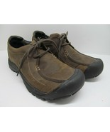 Keen XT 0606 Mens Brown Leather 2-Eye Lace Up Shoes Size US 9.5 M  EUR 42.5 - $38.22