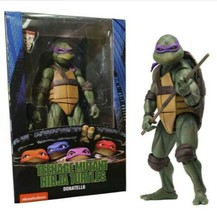 "NECA TMNT 1990 Movie 7"" Scale Action Figure OFFICIAL - DONATELLO - $39.05"