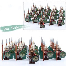 21pcs/set Rohan Army The Lord of the Rings King Theoden and Soldier Minifigures  - $29.99