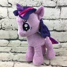 "My Little Pony Purple Twilight Sparkle 10"" Plush Unicorn Stuffed Toy Has... - $11.88"