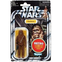 "Star Wars Retro Collection Chewbacca Kenner Flashback 3.75"" Action Figur... - $15.83"