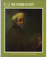 Rembrandt (The Masters Collection) by Kaufman, Elizabeth Elias - $18.99