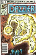 Dazzler #18 (The Absorbing Man Wants you!) [Comic] by Marvel Comics - $7.99