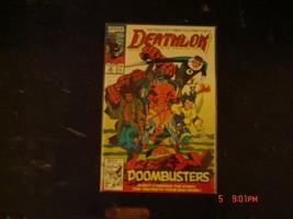 Deathlok (No. 5) [Comic] by Denys Cowan - $7.99