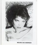 Melissa Sue Anderson Press Publicity Photo Headshot TV Film Little House... - $5.98