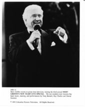 Merv Griffin's New Years Eve Special Press Publicity Promo Photo TV - $5.98