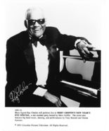 Merv Griffin's New Years Eve Special Ray Charles Press Publicity Promo P... - $9.99