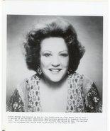 Monte Carlo Show Press Publicity Photo Ethel Merman TV Show Singer - $5.98