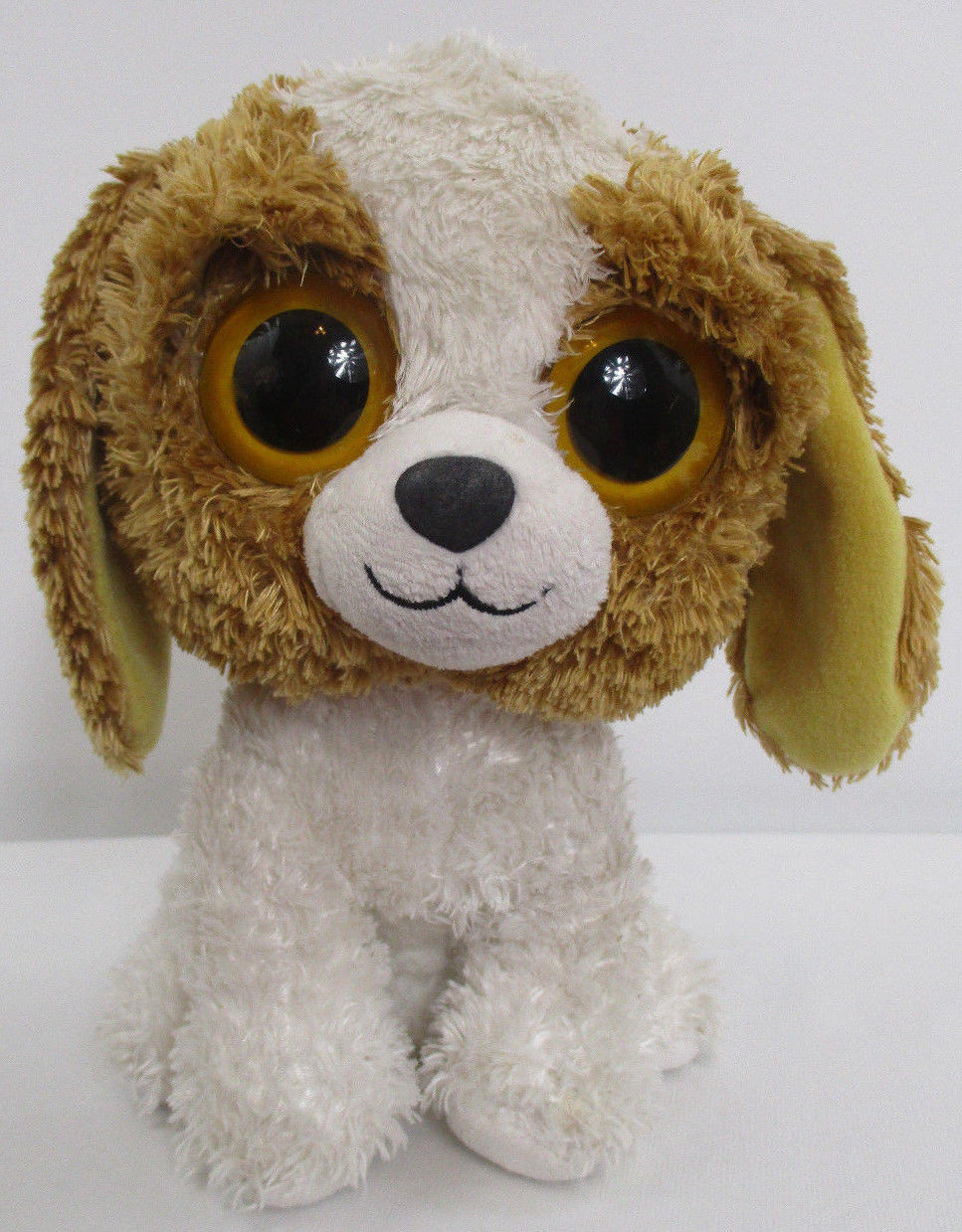 TY Beanie Boo Buddies COOKIE Brown Dog Hang and 50 similar items. S l1600 2a44276bbc22