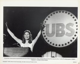 Network Press Publicity Photo Faye Dunaway Film Movie Theatrical Release - $5.98