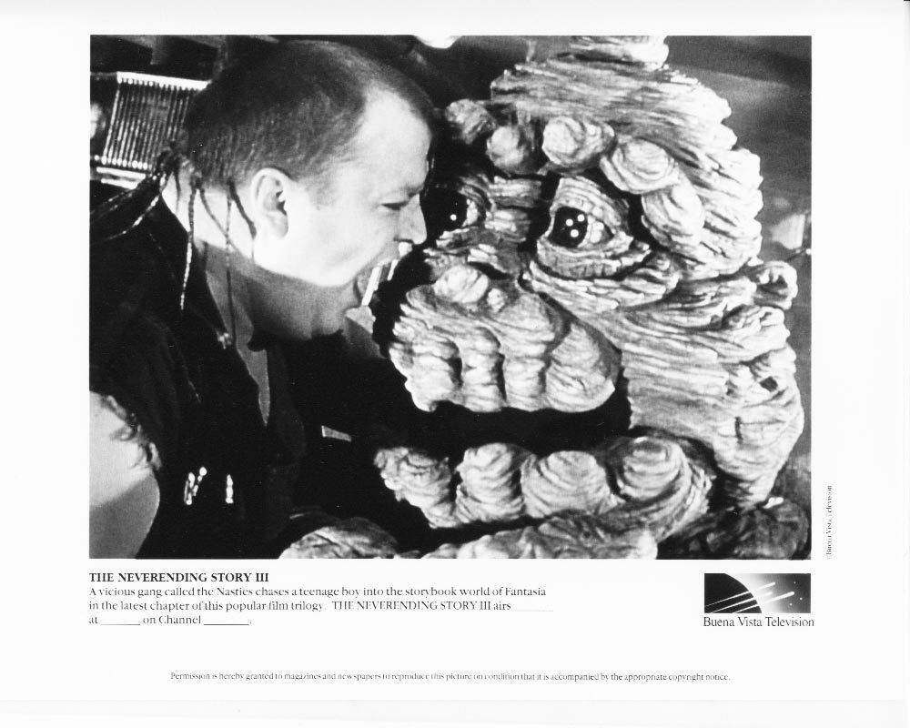 Neverending Story III The Nasties Fantasia Press Photo Film Movie