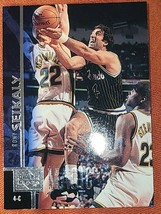 Rony Seikaly Orlando Magic Upper Deck Basketball Card 1996-97 - $0.99
