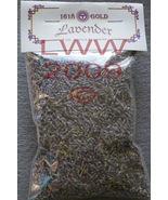 Whole Lavender Flowers 1oz ounce 1618 gold - $2.95