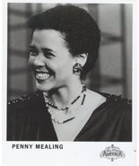 On Stage America Press Publicity Photo Penny Mealing TV Show Singer - $5.98