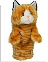 Calico Cat Daphne Head Cover-  460CC friendly Driver or Fairway Club - $22.72