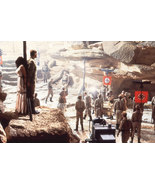 Raiders of the Lost Ark Harrison Ford Nazis Press Color Slide Photo 35MM - $16.99