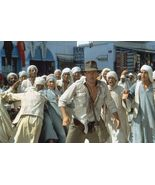 Raiders of the Lost Ark Harrison Ford Press Color Slide Photo 35mm - $16.99