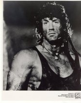 Rambo First Blood Sylvester Stallone Press Photo Movie Still 1982 - $5.98