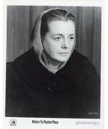 Return to Peyton Place Press Publicity Photo Mary Astor Film Movie TV - $5.98