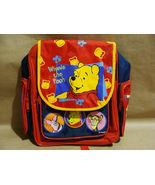 Disney Winnie the Pooh TIGGER PIGLET SCHOOL BACKPACK BAG TODDLER KIDS - $22.80