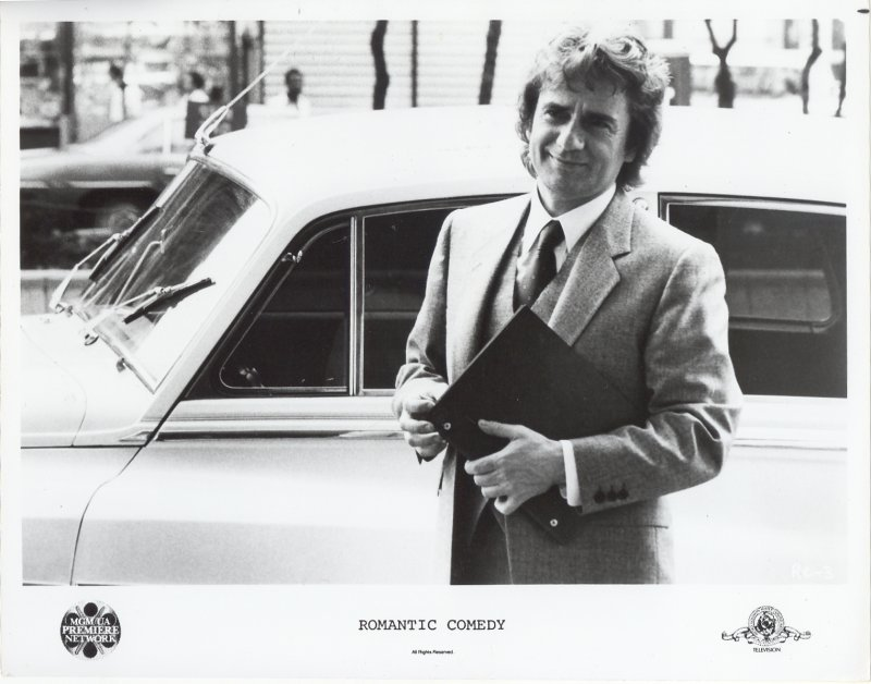 Romantic Comedy Press Publicity Photo Dudley Moore Film Movie
