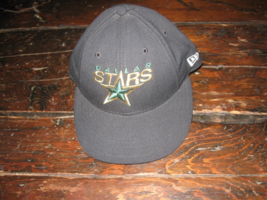 STARS VINTAGE LOGO NEW ERA FITTED  HAT(7) EMBRIODED! - $9.99