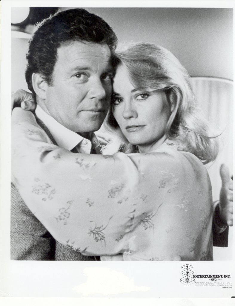 Secrets of a Married Man William Shatner Cybill Shepherd Press Photo #3 Movie TV