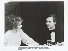 Seduction of Joe Tynan Press Publicity Photo Alan Alda Barbara Harris Fi... - $5.98