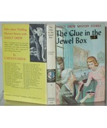 Nancy Drew #20 The Clue in the Jewel Box 1st PC Printing Vintage Matte First  - $9.99
