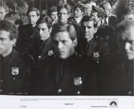 Serpico Press Publicity Photo Al Pacino Cop Ensemble Film Movie Theatric... - $5.98