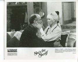 She's the Sheriff Press Photo Suzanne Somers George Wyner 1987 TV Movie - $6.99