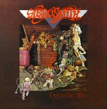 "Aerosmith - Toys in the Attic (Album Cover Art) - Framed Print - 16"" x 16"" - $51.00"