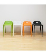 E-Z Modern Stacking Stool Chair 2-Pack (Free Shipping) - $78.20
