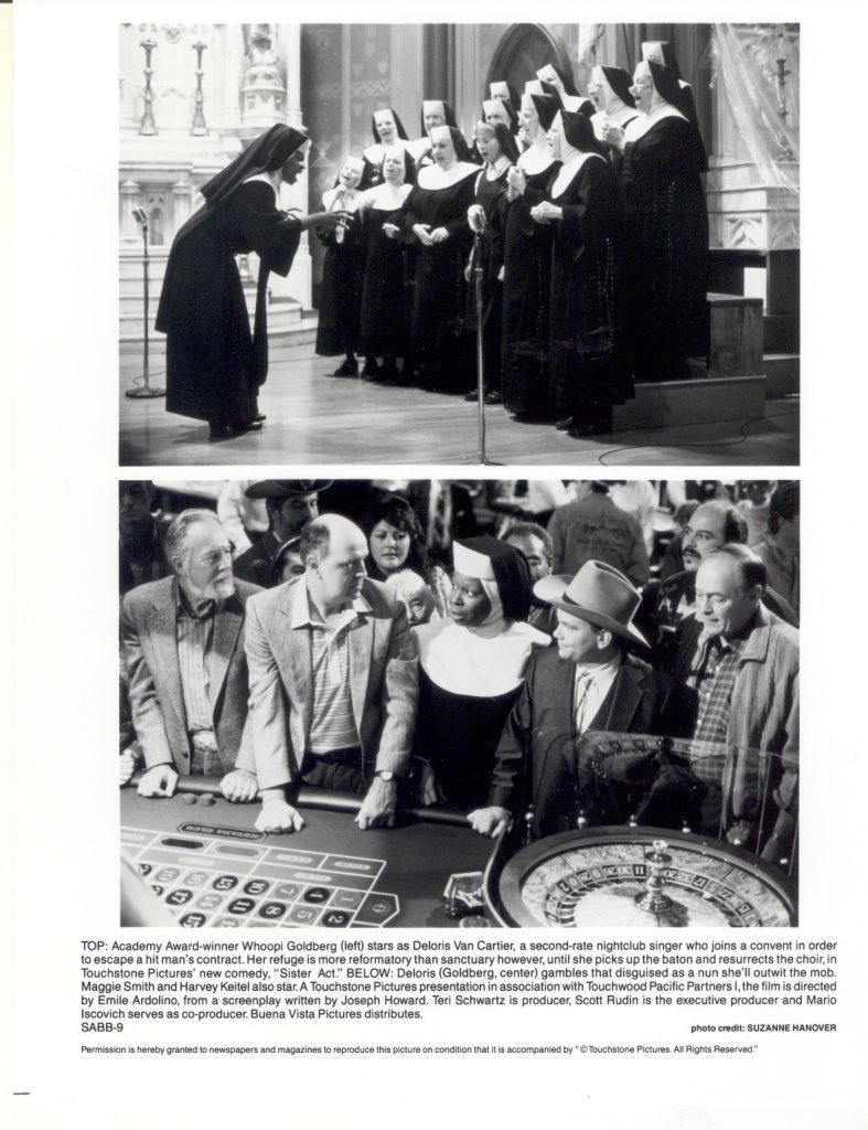 Sister Act 2 Whoopi Goldberg Press Publicity Promo Photo #2 Film Movie