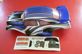 1/10 SCALE VW BAJA R/C BODY WITH OPTIONAL WING 88215 - $31.99