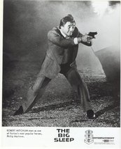 The Big Sleep Press Publicity Photo Robert Mitchum Movie Film - $5.98
