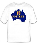 Foster's Australian Lager Beer T Shirt Choose Size S M L XL 2XL 3XL 4XL 5XL - $17.49+