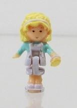 1993 Vintage Figure Polly Pocket Dolls Pet Shop - Polly Bluebird Toys - $6.50