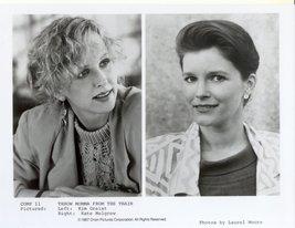 Throw Momma From the Train Kim Greist Kate Mulgrew Press Promo Photo Film - $5.98