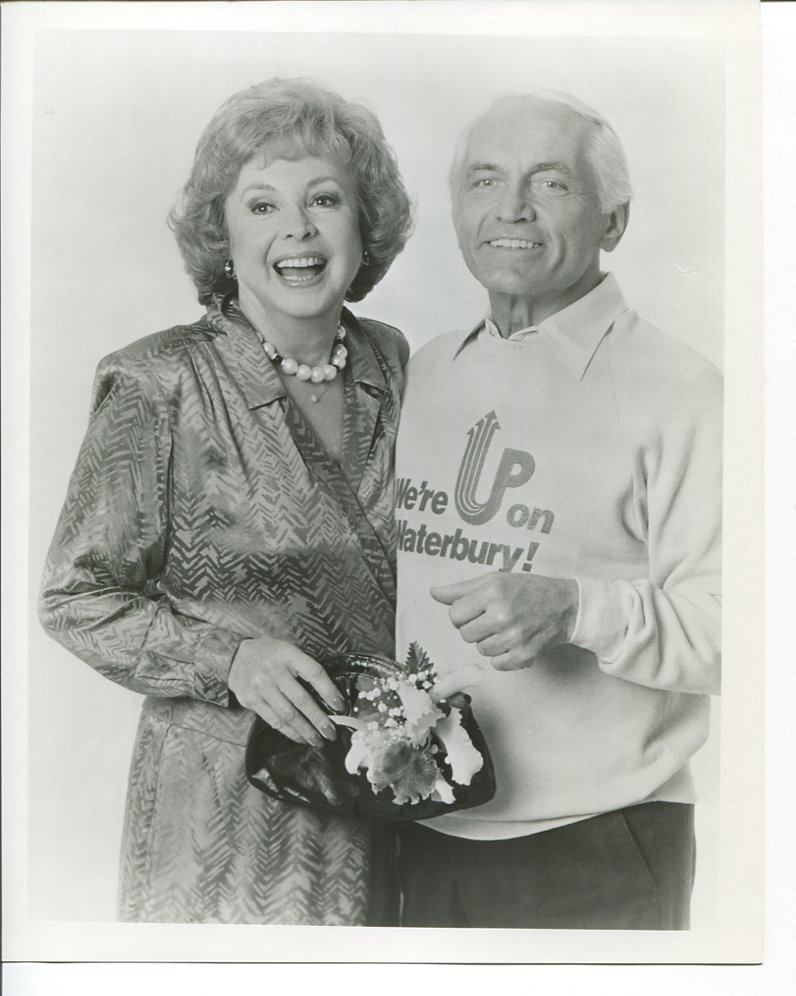 Too Close for Comfort Press Photo Ted Knight Audrey Meadows TV Show 1980s