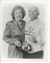 Too Close for Comfort Press Photo Ted Knight Audrey Meadows TV Show 1980s - $5.99