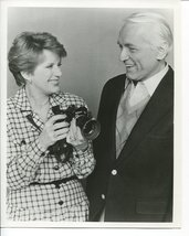 Too Close for Comfort Press Photo Ted Knight Nancy Dussault TV Show 1980s - $5.99