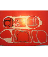 GASKET SET COMPLETE GY6 150c CHINESE SCOOTER LONG CASE INCLUDES EXHAUST ... - $16.99