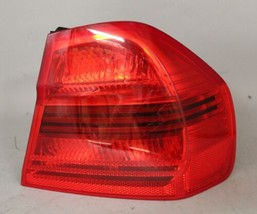 06 07 08 Bmw 323I 325I 328I 330I Sedan Right Passenger Side Tail Light Oem - $64.34