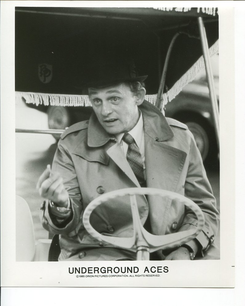 Underground Aces Press Photo Frank Gorshin Movie 1981 Orion